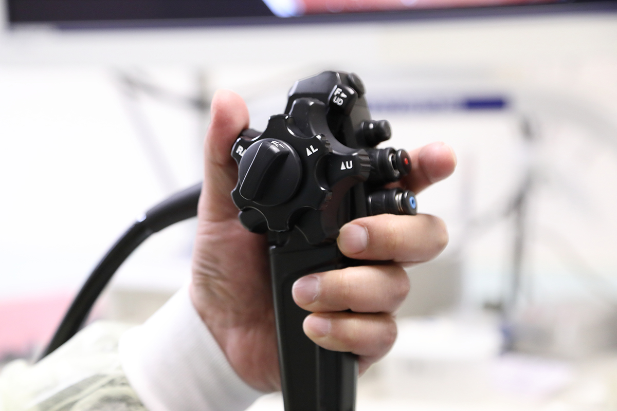 当院の胃カメラ(胃内視鏡検査)の特徴