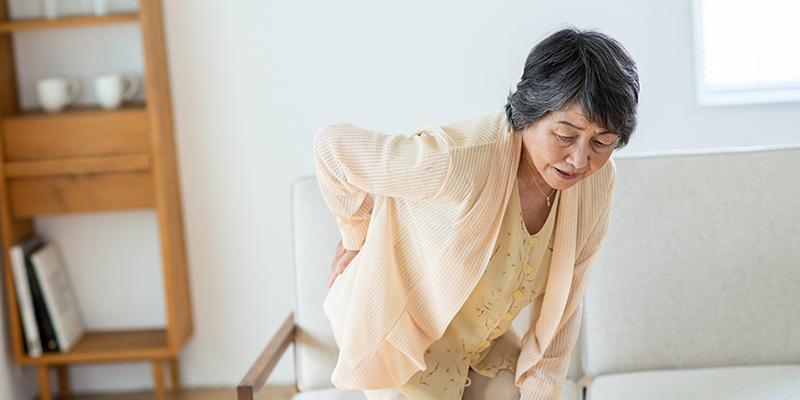 整形外科で対象となる主な症状や疾患