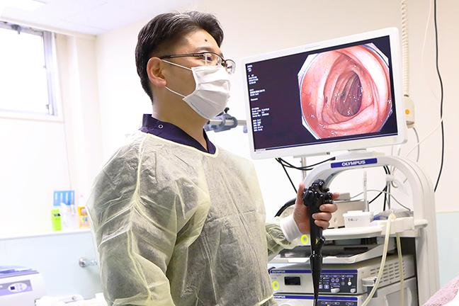 胃カメラ 大腸・内視鏡検査